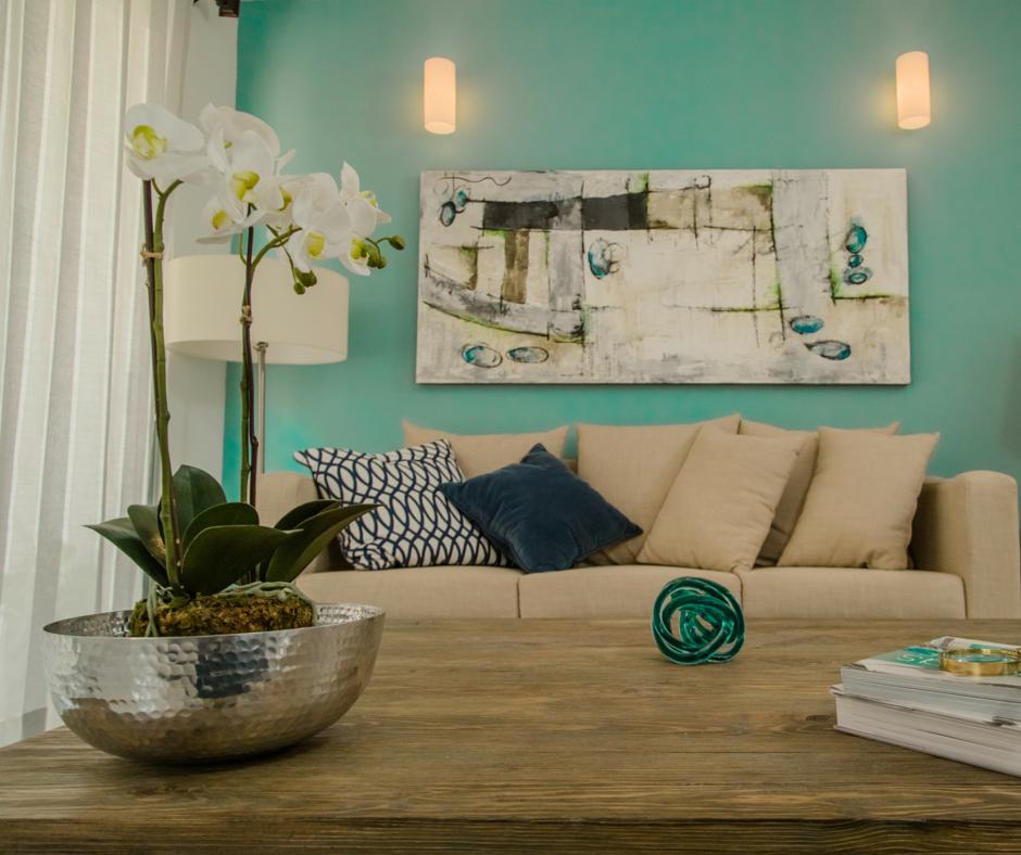Casa nueva A decorar y aqu algunas tendencias en decoracin