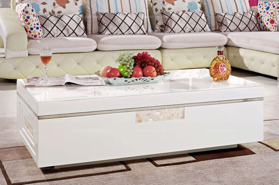 Timiyore Modern Style Beautiful Coffee Table - MelodyHome.com