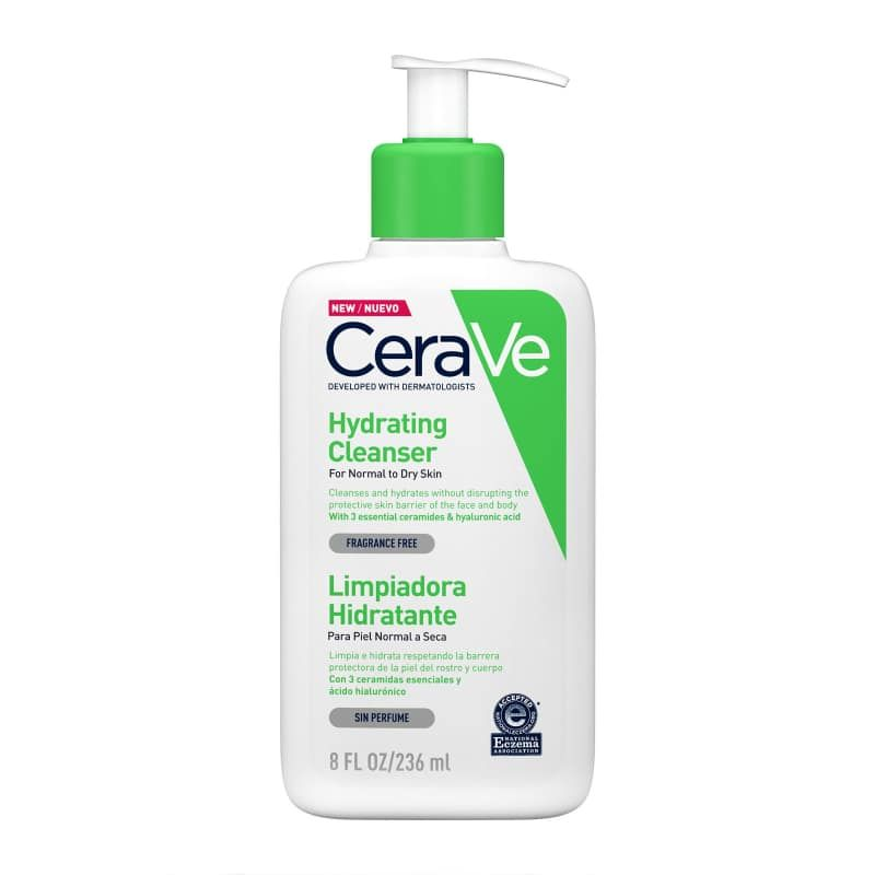 CeraVe Hydrating Cleanser 236ml Hydrating cleanser