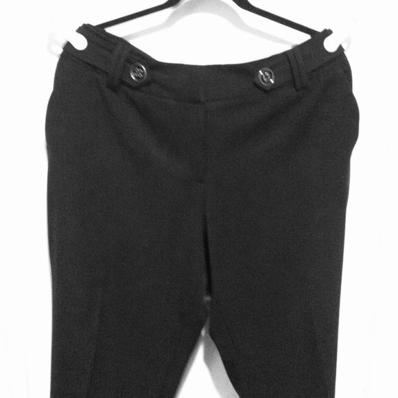 RAFAELLA SLIGHT LOW RISE Rayon spandex mix makes wearing these all day a breeze and you never even have a wrinkle Rafaella Pants Trousers