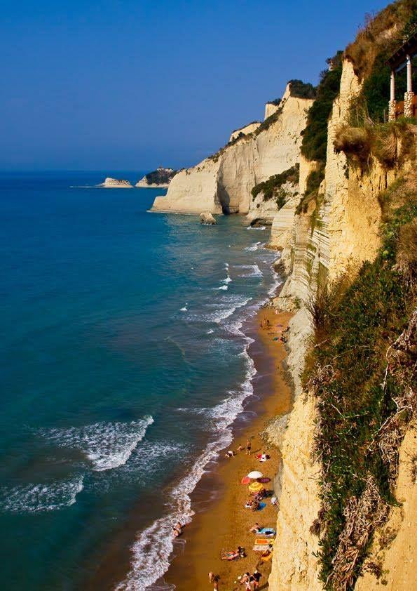 Avliotes beach, Corfu  <3