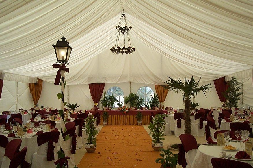 Carpas para bodas fersa my pinterest tarimas boda - Decoracion de carpas para bodas ...