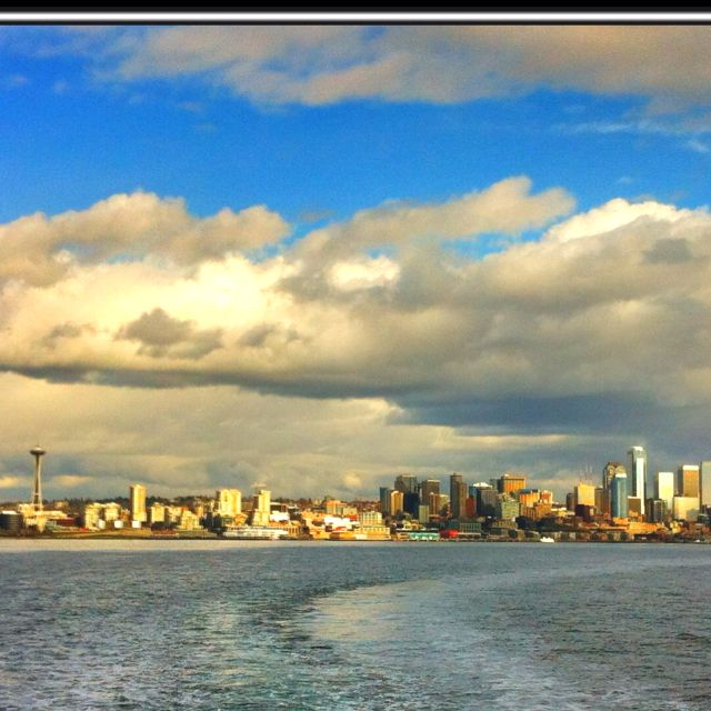 Why I love Seattle