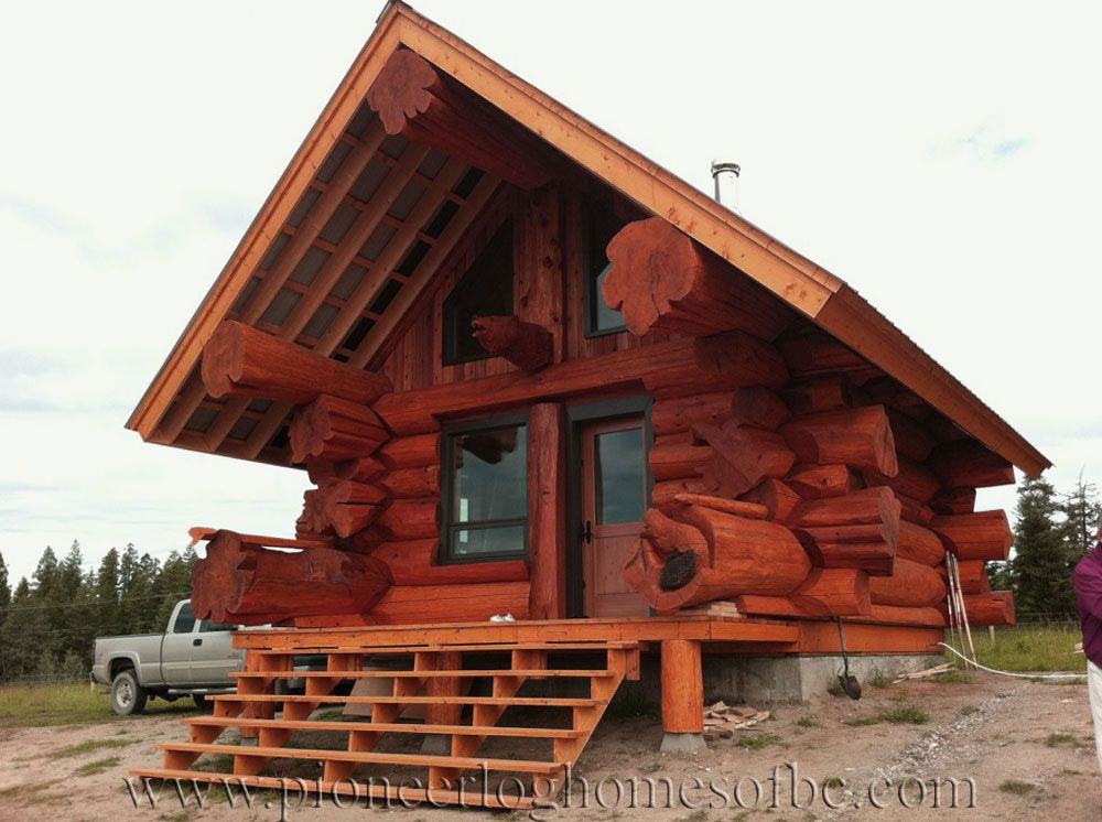 Log Home Im Cabin Homes