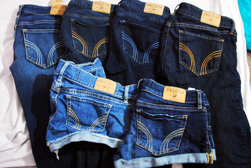 Cute Hollister Shorts For Girls Jeans shorts hollister my ...