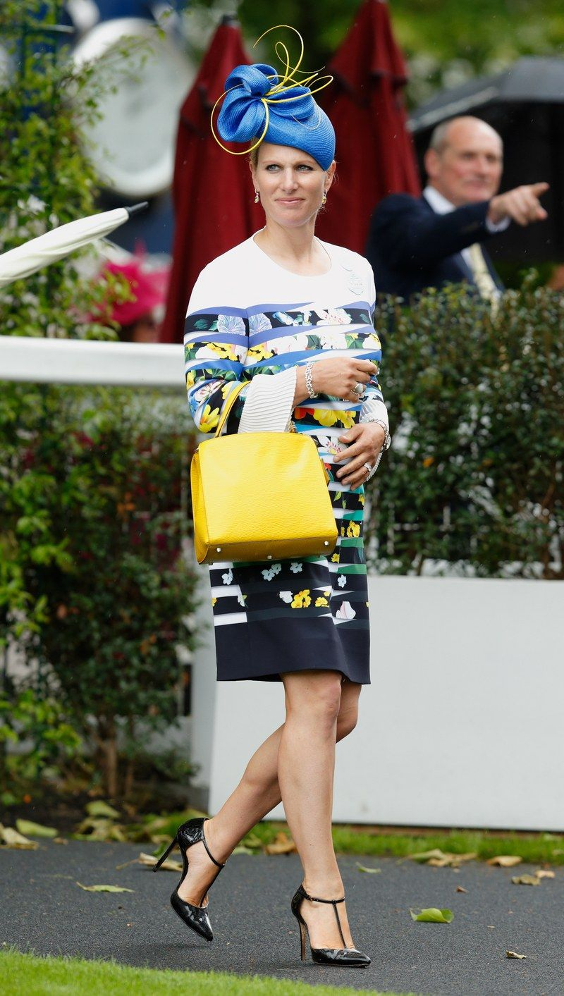 9aec8bb142ad Zara Tindall The eldest granddaughter of Queen Elizabeth—and an Olympic  equestrian—is as
