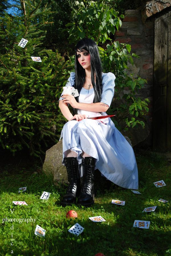 American McGee Art | American Mcgee S Alice Information From Answers Com - kootation.com