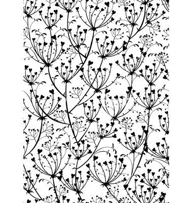 Seamless floral pattern vector - by rvika on VectorStock®
