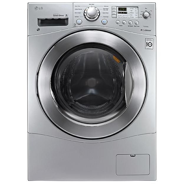 Lg 2 3 Cu Ft 24 Compact Washer Dryer Combo Compact Washer And Dryer Ventless Dryer Ventless Washer Dryer