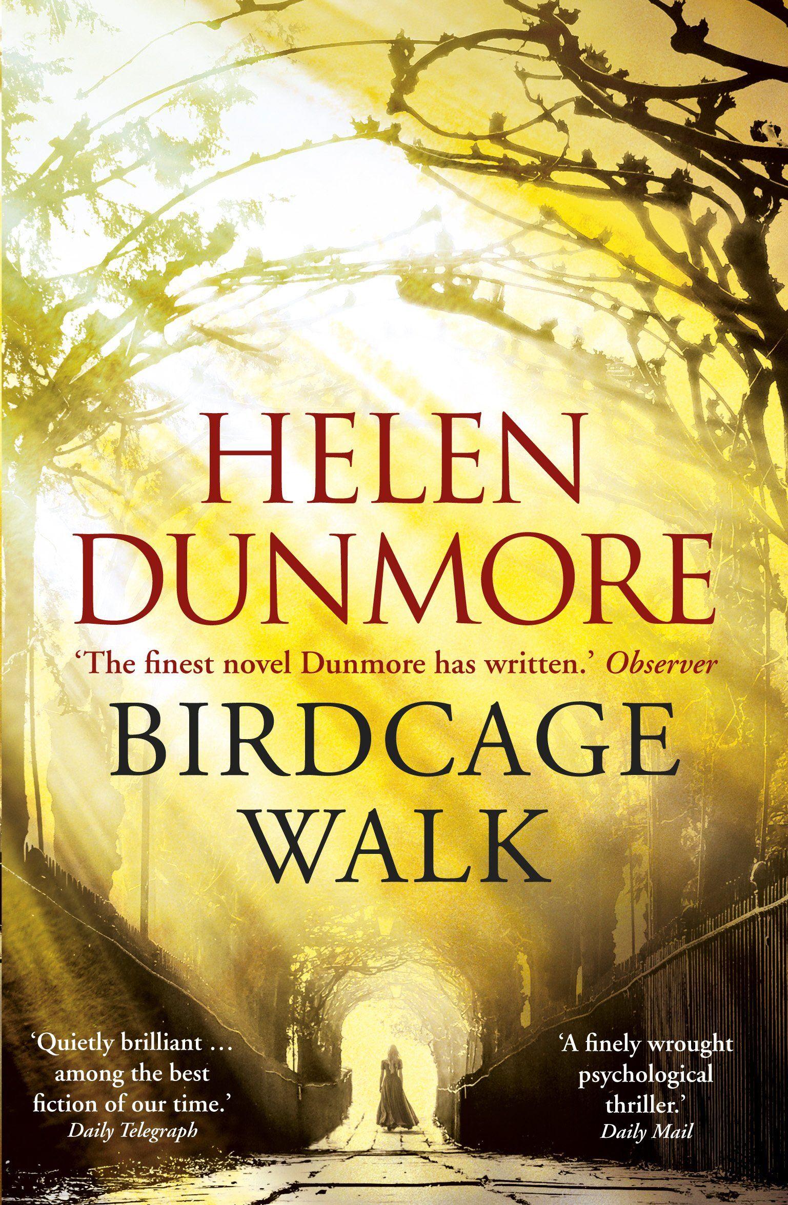 My review of helen dunmores final novel best crime