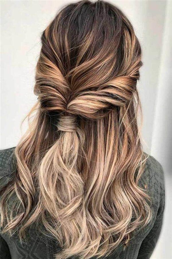 Peinados para pelo largo que no podrás dejar de mirar – Peinados facile