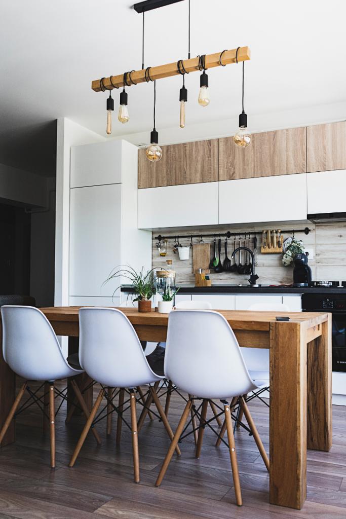 Best 12 Cozy Minimalist Decor Ideas Contemporary Kitchen 640 x 480