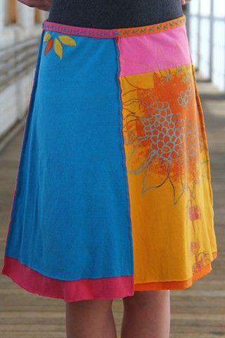 Sunflowerskirt