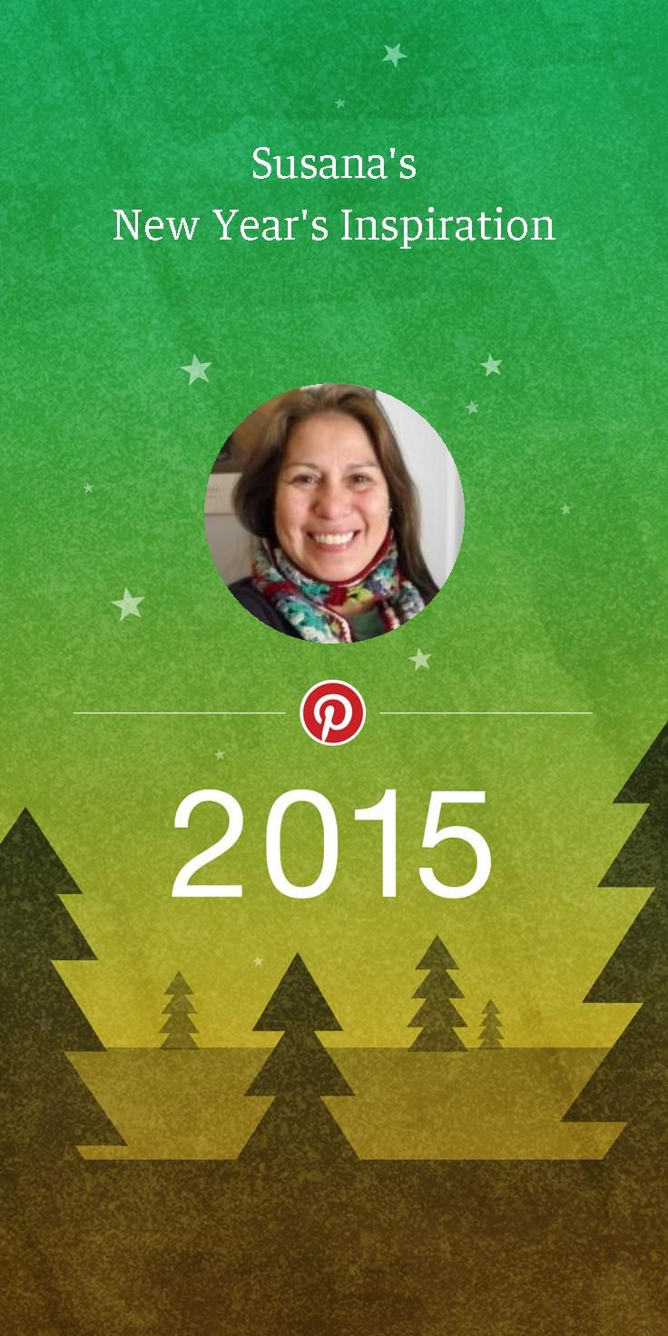 Watch to see what's trending for Susana this year!