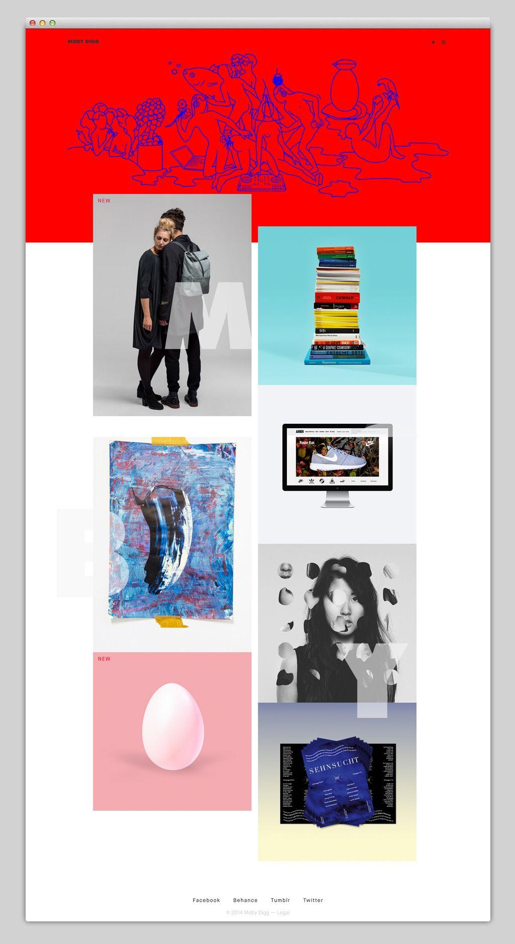 Websites we love u showcasing the best in web design design