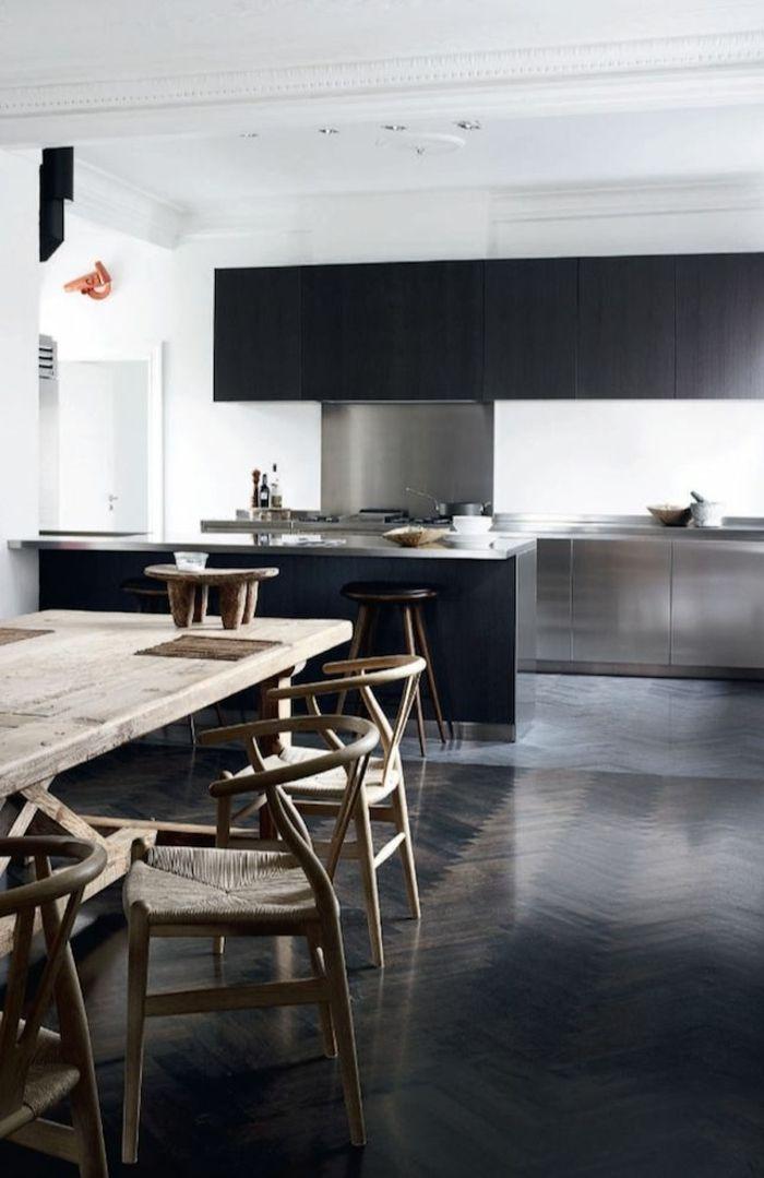 30 Küchengestaltung Beispiele - Schicke Ideen fürs Küchen-Design ...