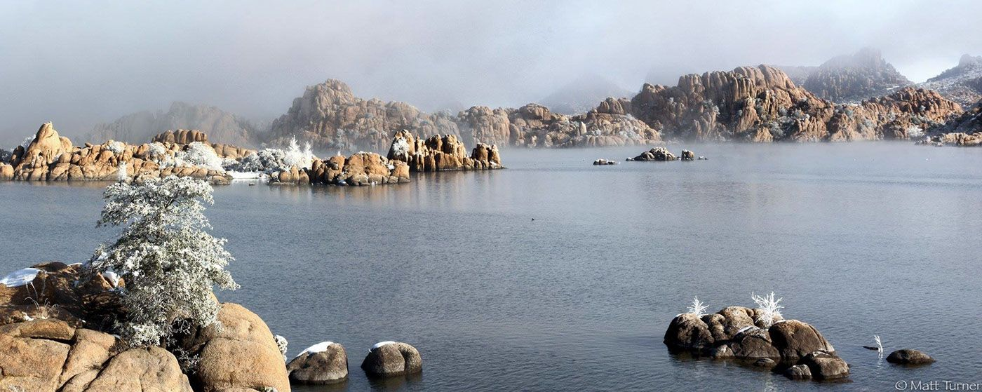 Behance :: Editing Prescott-Two Lakes and the Dells