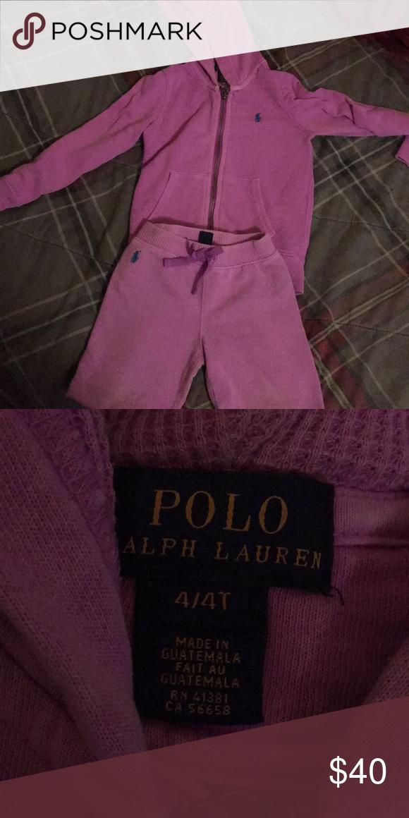 aadd6da8062 Polo Ralph Lauren Sweatsuit Good condition Polo by Ralph Lauren Matching  Sets