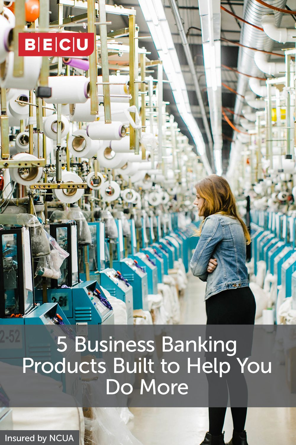 5 business banking products built to help you do more