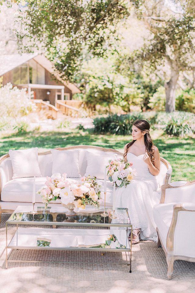 Sorbet Garden Styled Shoot Country wedding inspiration