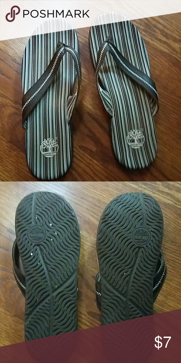 Timberland sandals Great condition Timberland Shoes Sandals