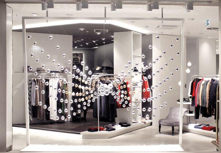 La chemise high end fashion boutique by sa-czi design, Stuttgart
