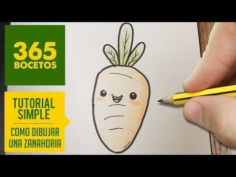 Maxresdefault Jpg 1920 1080 Dibujos Kawaii Como Dibujar Kawaii Dibujos Dibujo de una zanahoria sonriente para pintar, colorear o imprimir. dibujos kawaii como dibujar kawaii