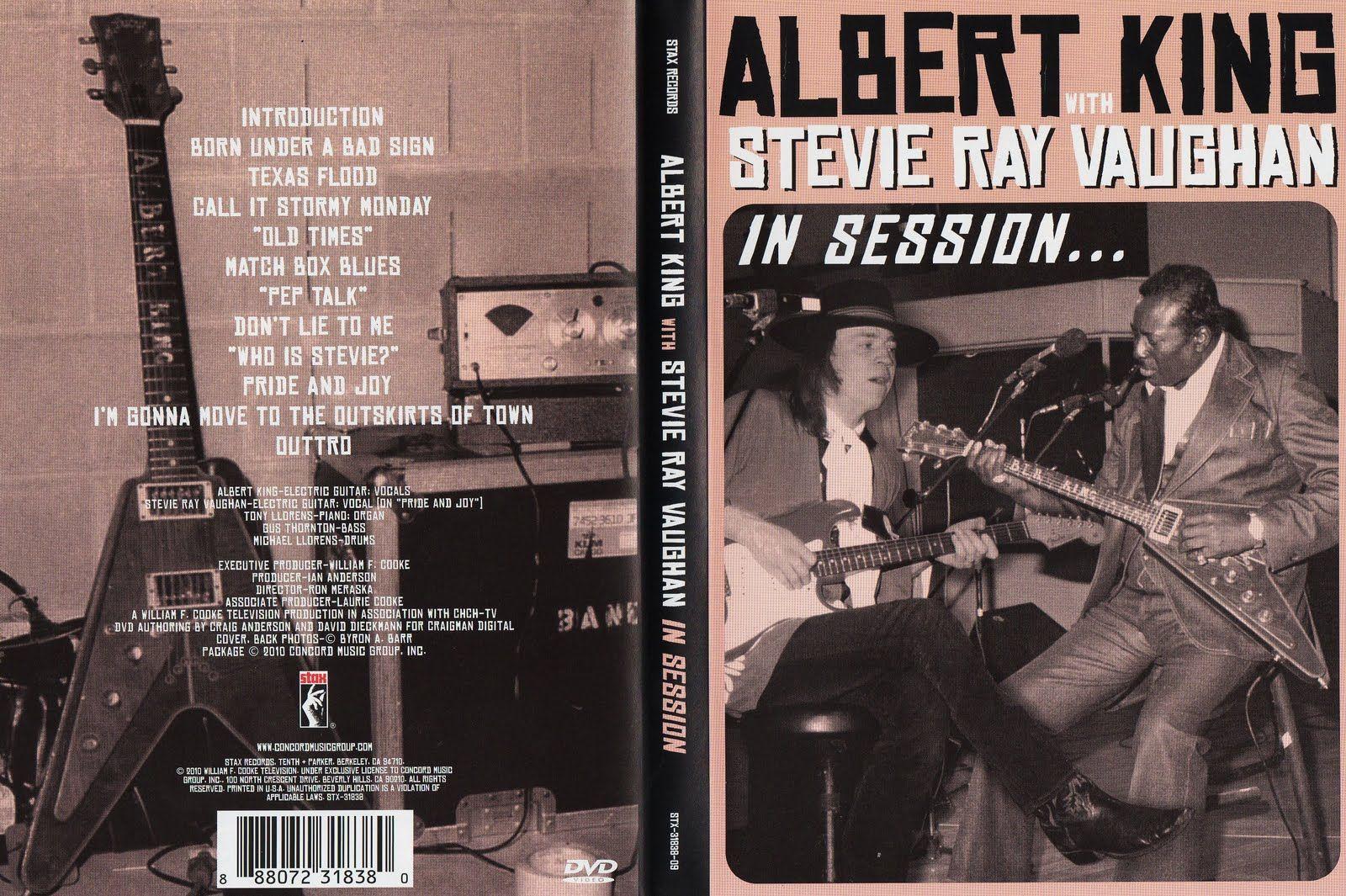 28e45e4bda793 Albert King   Stevie Ray Vaughan — In Session December 6