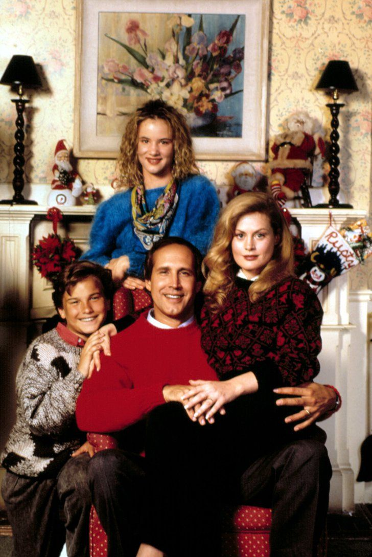 ellen and audrey christmas vacation s tv - Christmas Vacation On Tv