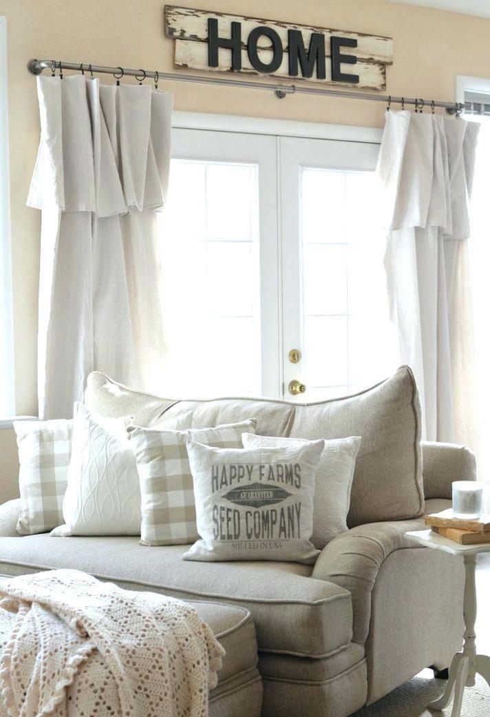 Modern Farmhouse Curtains Crafty Design Ideas Farmhouse Curtains
