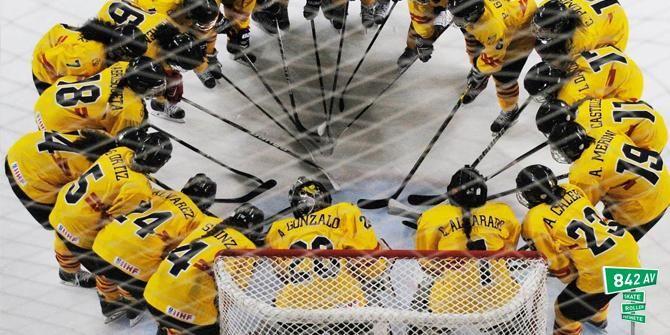 #Hockey hielo: Mundial en casa - #roller #decathlon http://blog.skate.decathlon.es/342/hockey-hielo-mundial-en-casa