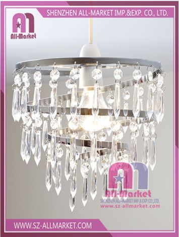 Wedding Chandelier Hanging Beads Chandelier Acrylic Crystal Chandelier Acrylic Chandelier Wedding Ceiling Beaded Chandelier