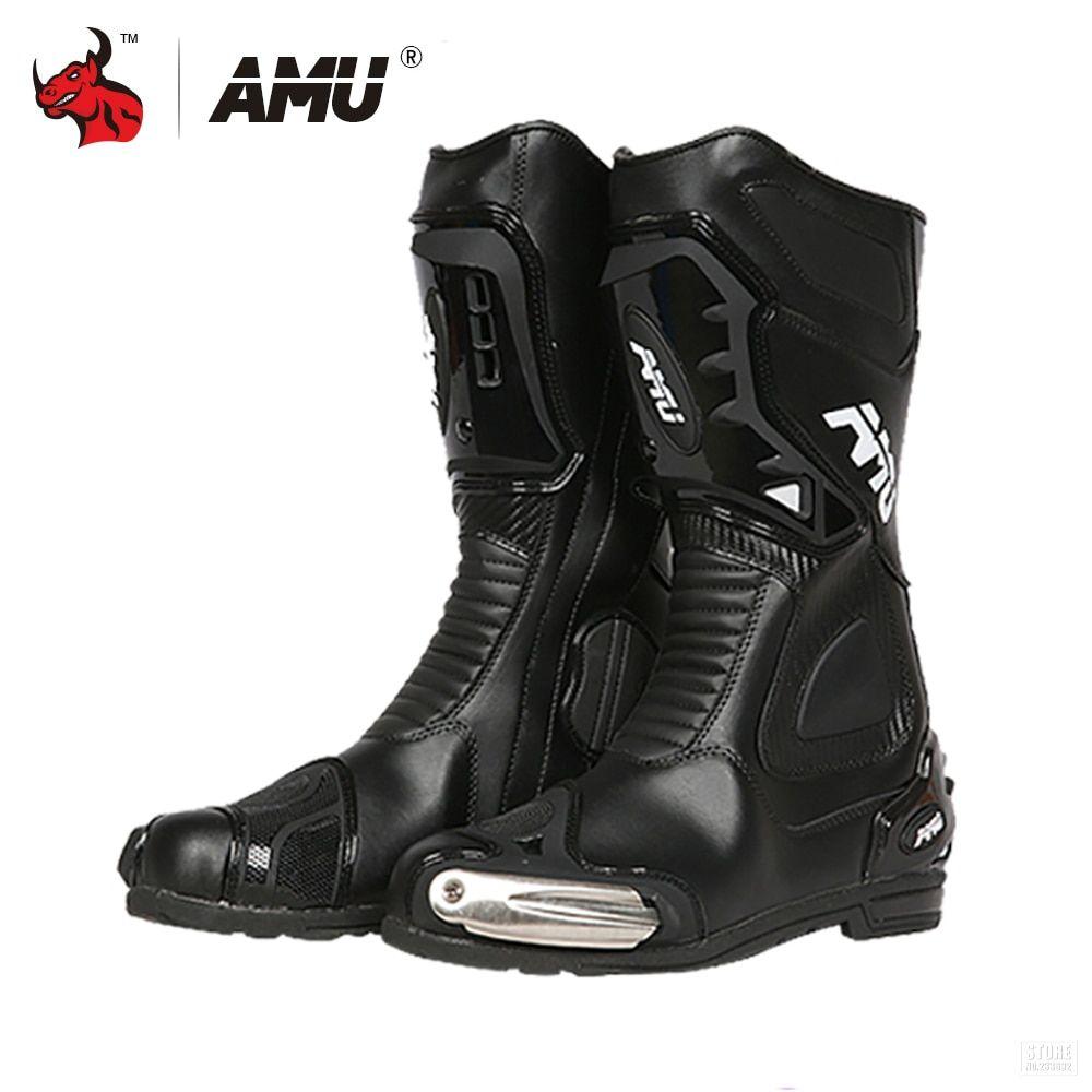 Pin en Motorbike Boots