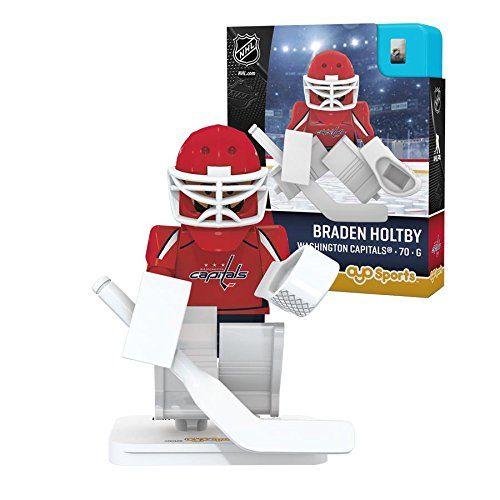 CHICAGO BLACKHAWKS Corey Crawford Oyo Sports Mini Figure NHL Hockey Vtg Goalie