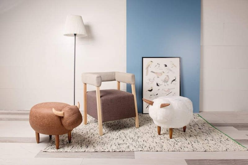 yuso designs playful animal shaped furniture that catches your eyes rh pinterest com