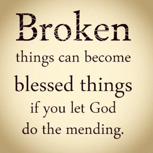 God ll fix it
