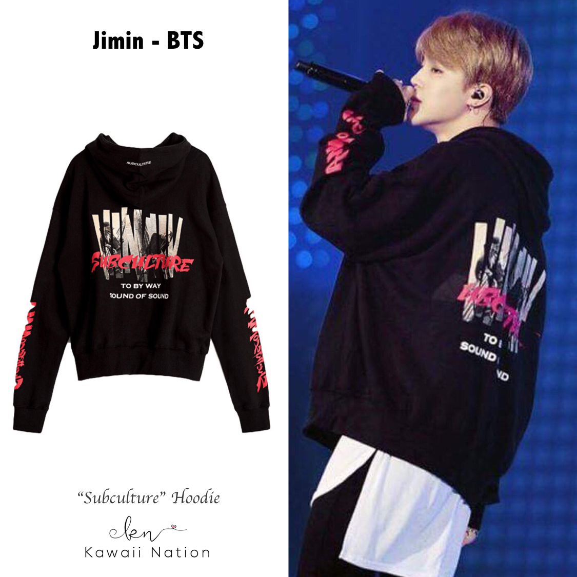 7b055767f BTS Fashion Inspired Outfits V Tae-hyung Jungkook RM Rap Monsta Jin Jimin  JHope Suga Kawaii Nation celebs kpop tshirt hoodie idol bt21 cute fashion  harajuku