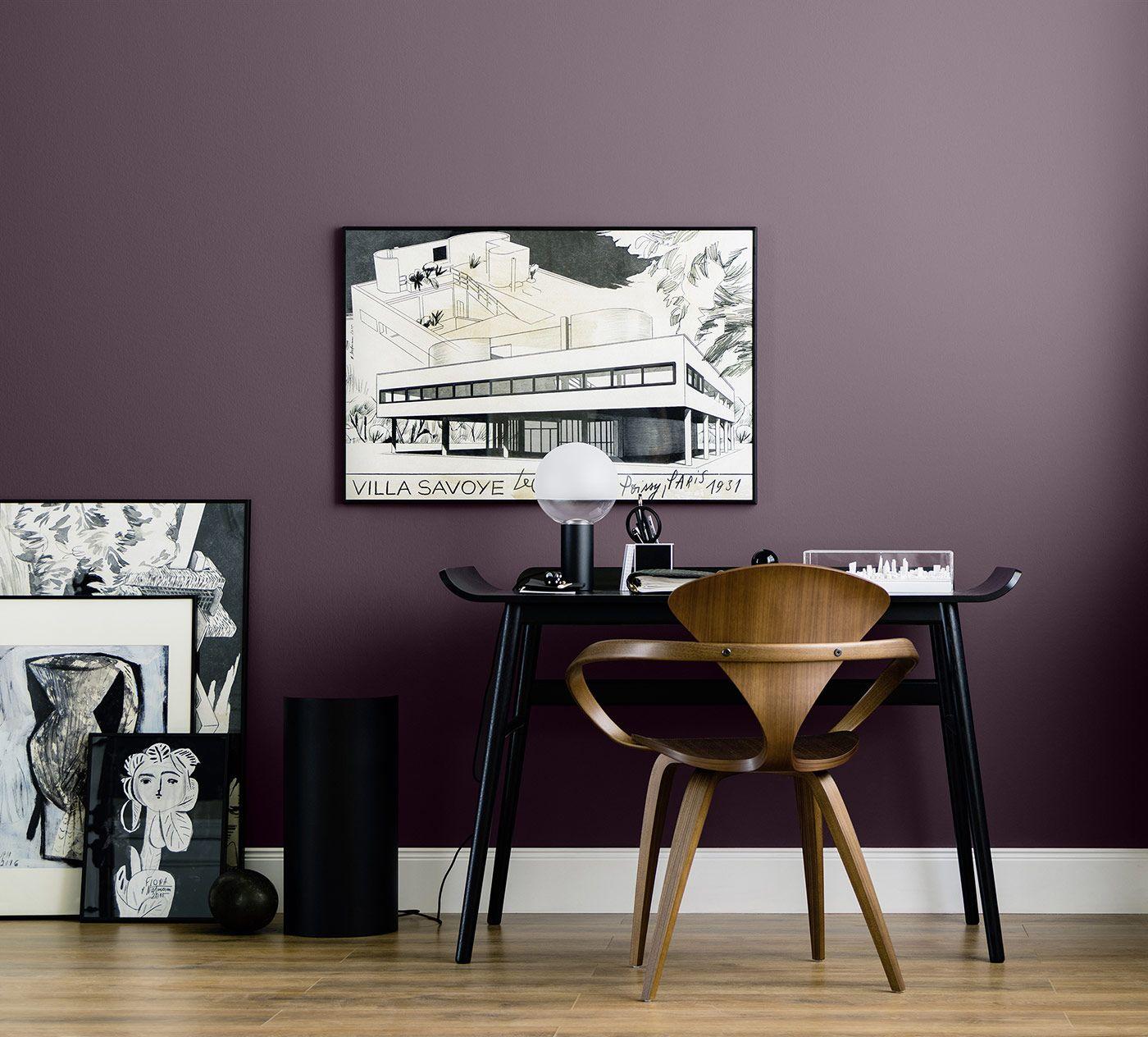 Wandfarbe Grau Blau Kombinieren 5: Architects' Finest - SCHÖNER WOHNEN Farbe