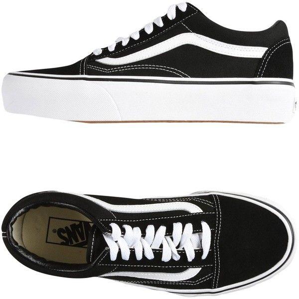 Cool vans shoes