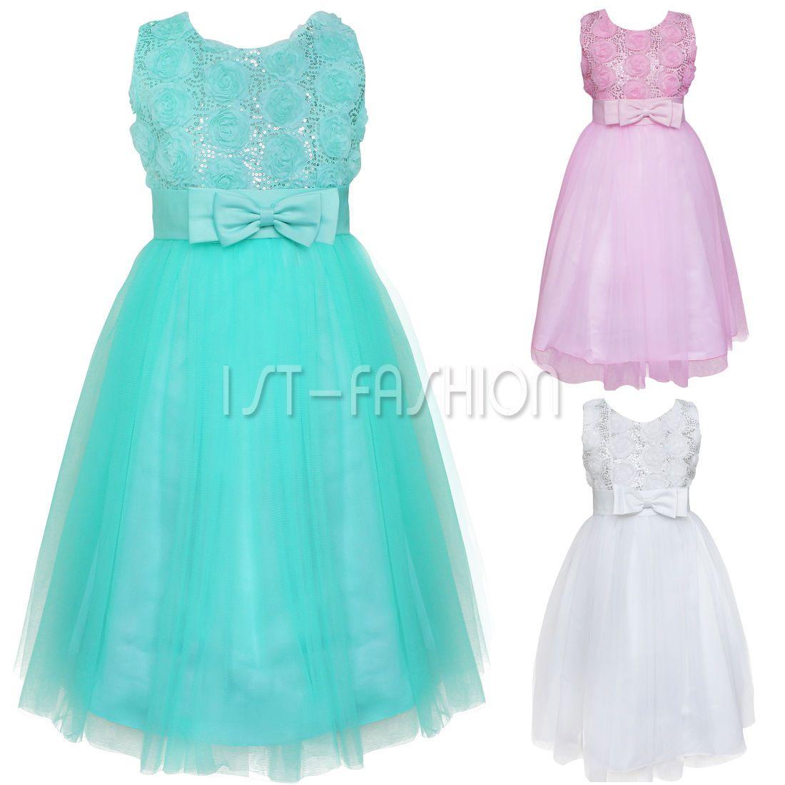 http://www.ebay.fr/itm/Somptueux-Bebe-Enfant-Fille-Tenue-Princesse ...