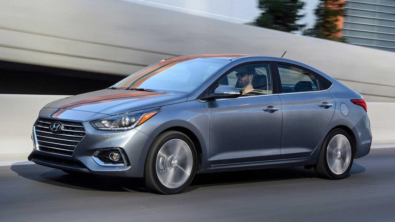 Hyundai Accent 2020 Price In 2020 Hyundai Accent Hyundai New Engine