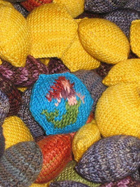Ravelry: Puffy mermaid pattern by Anna Johanna   Fair Isle & other ...