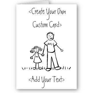 Father Daughter Birthday Cards