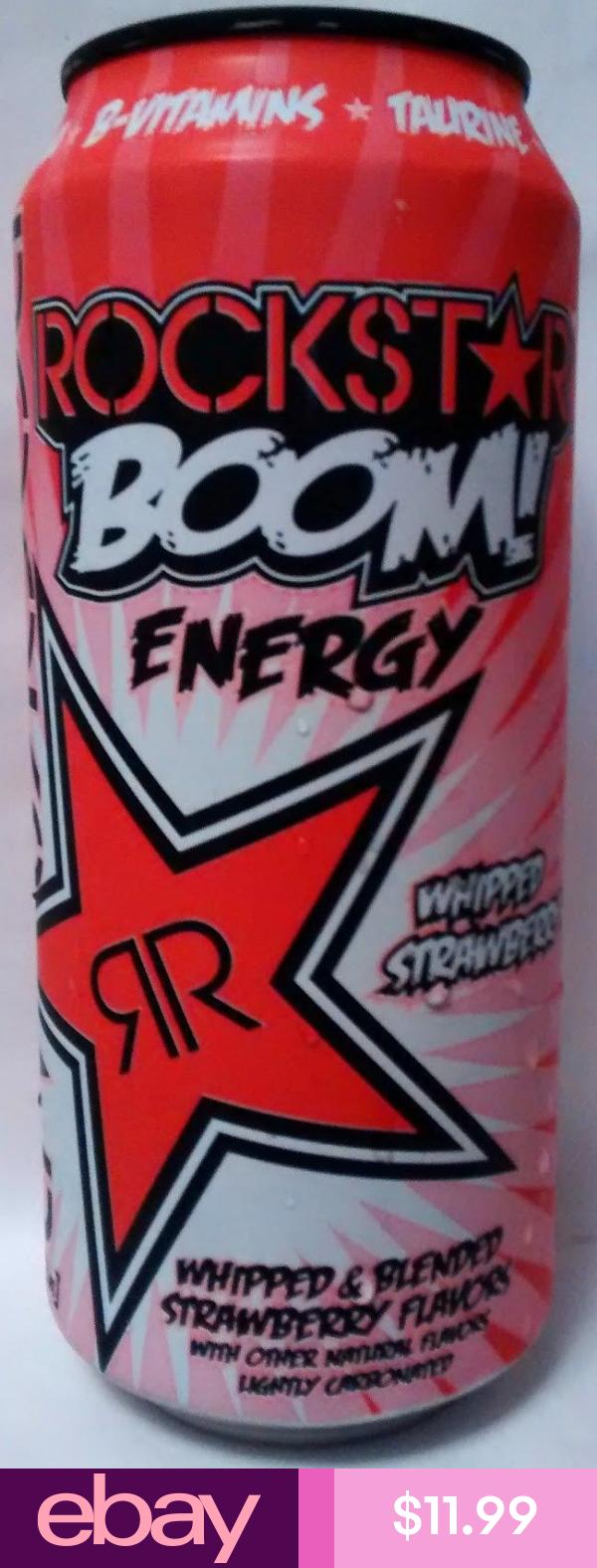 Rockstar eBayEnergy Drinks Health & Beauty Rockstar