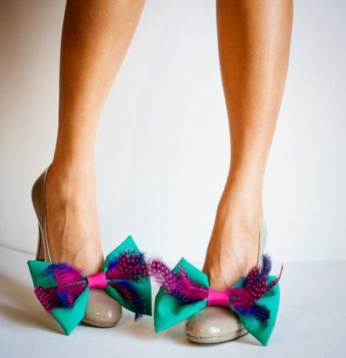 colorful bow