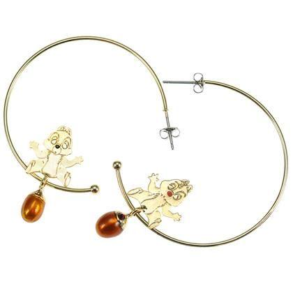 e567eae07 Chip & Dale Earrings Disney Store Japan | Disney Couture & Fashion ...