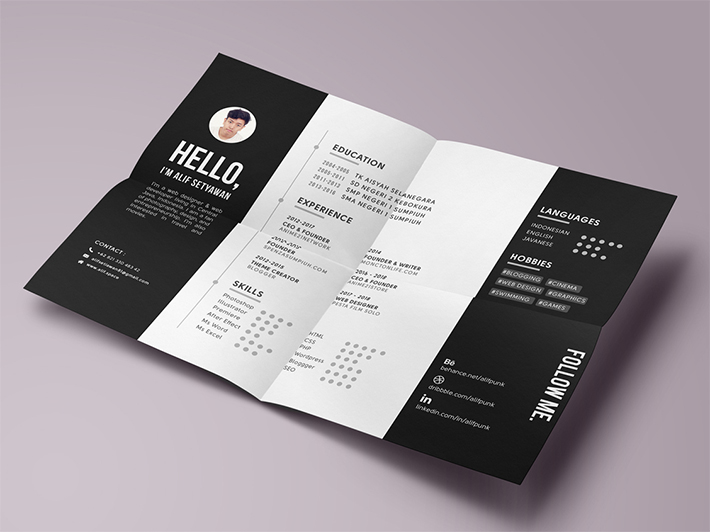 25 Best Free Resume Templates 2019 Best free resume