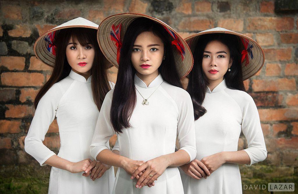 Ladies vietnam fifty