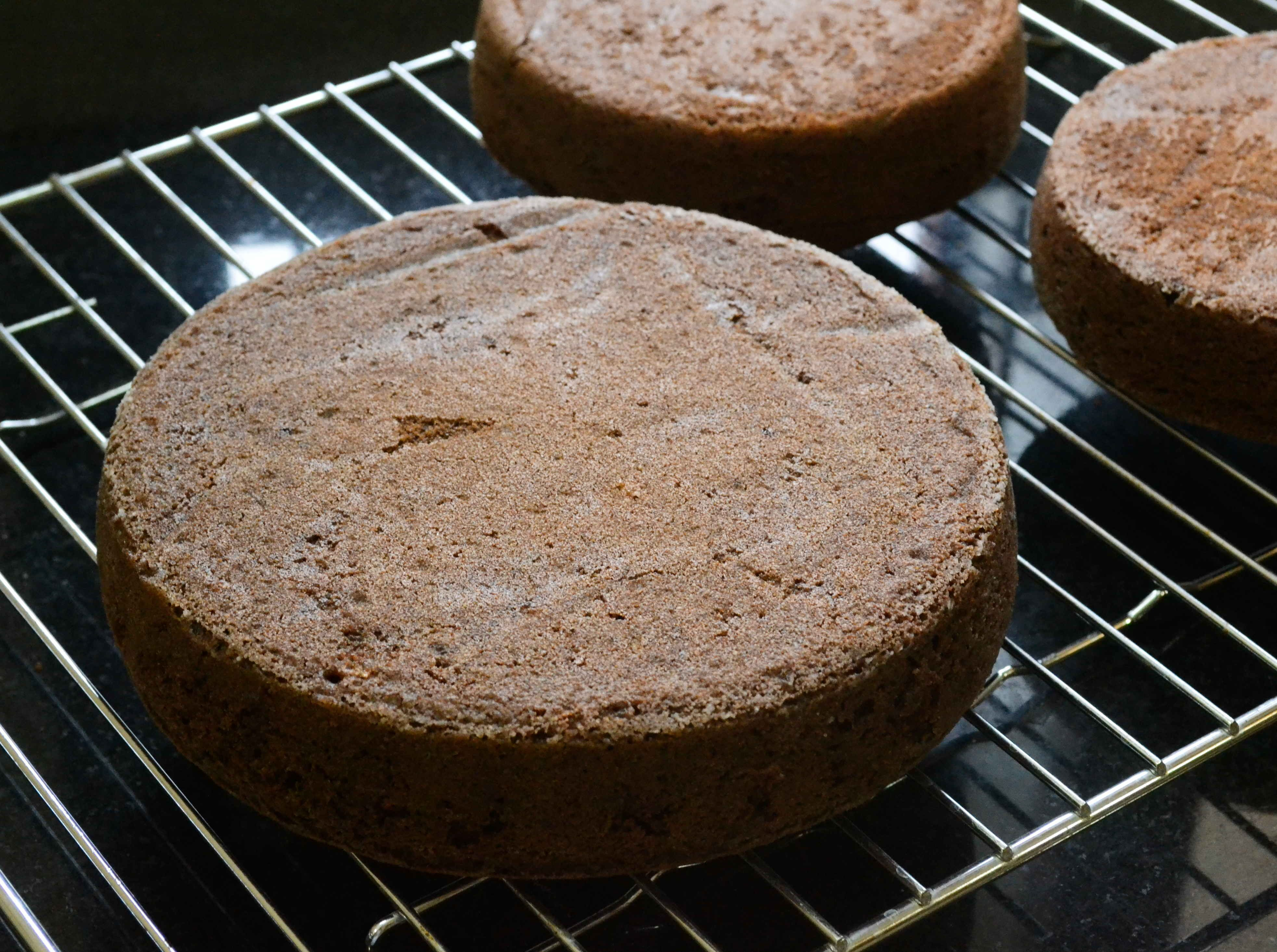 Eggless Chocolate Cake With Condensed Milk Recipe Powered By Ultimaterecipe In 2020 Condensed Milk Cake Eggless Chocolate Cake Eggless Baking