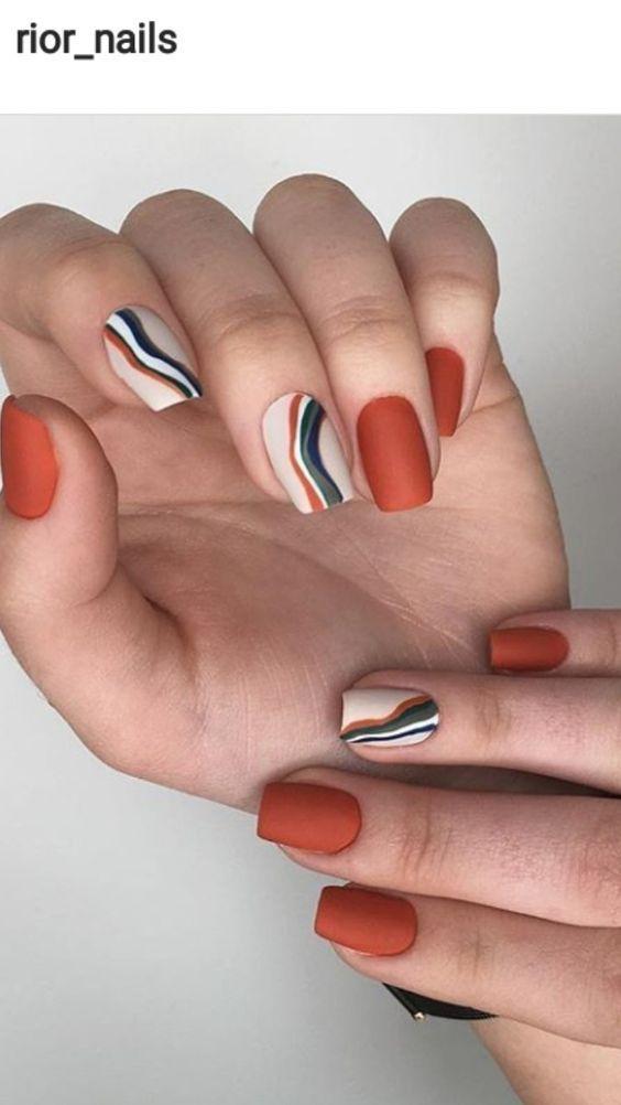 #Colors #Light #Medium #Nail #Olive #Polish